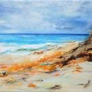 Bout de plage
