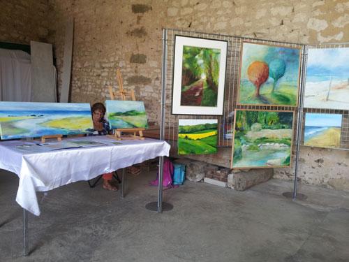 Peintures Frédérique Mohring