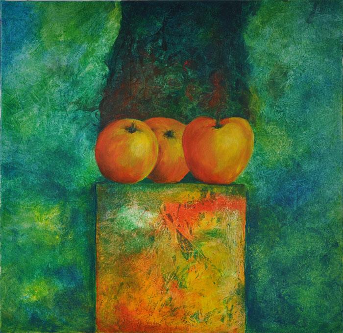 Buste de pommes